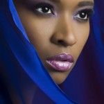 donkere huid blue