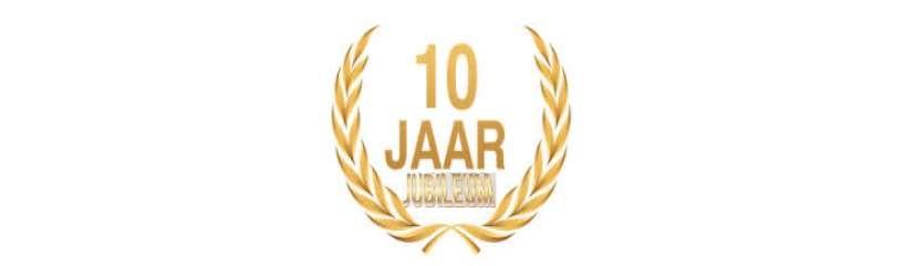 SHAPE viert 10 jarig jubileum!